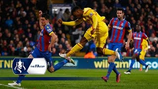 Crystal Palace 1-2 Liverpool - FA Cup Fifth Round | Goals & Highlights