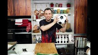 Вкусные и несложные закуски под футбол