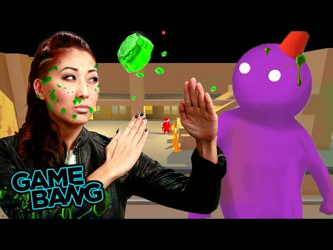 GANG BEASTS JELLO SHOWDOWN (Game Bang)