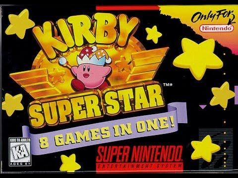 Kirby Super Star Video Walkthrough