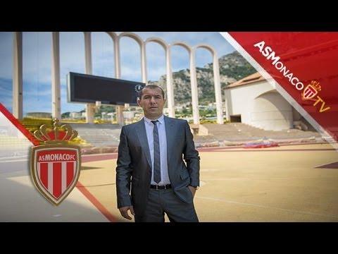 Leonardo Jardim s'engage avec l'AS Monaco !