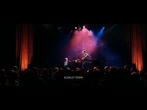Chris Thile & Brad Mehldau - Scarlet Town (Live)