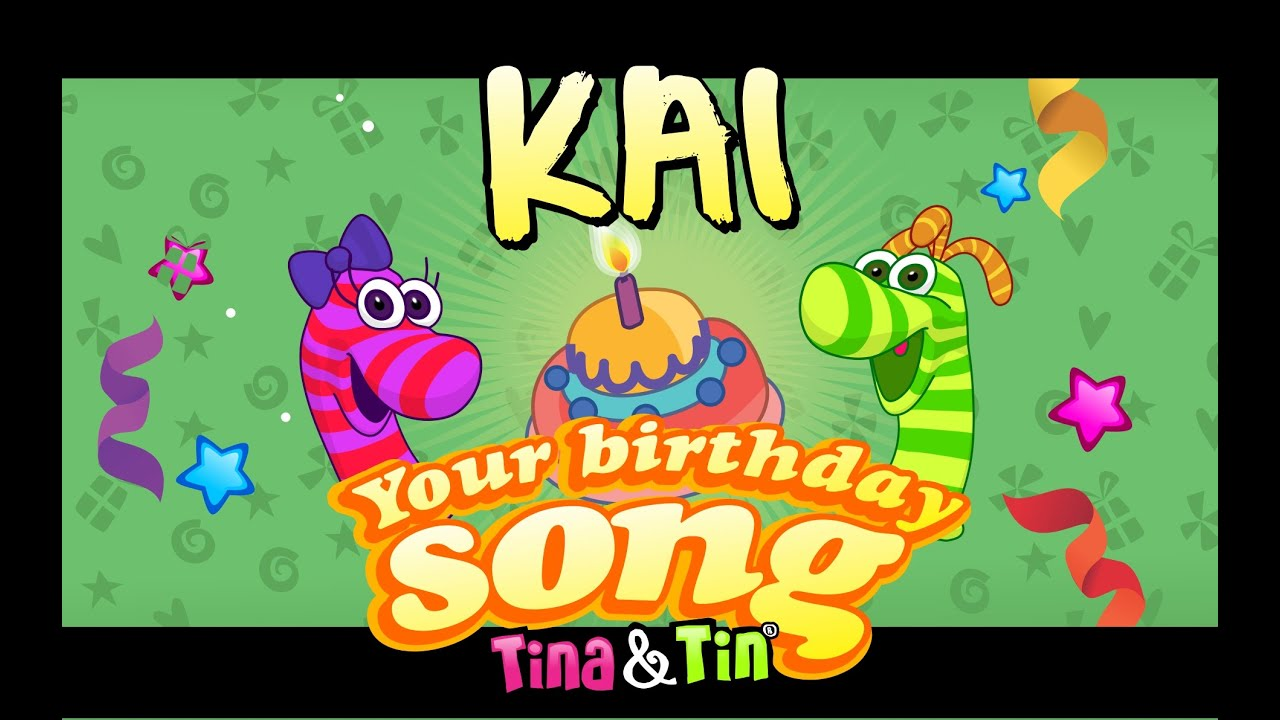 Happy Birthday Kai