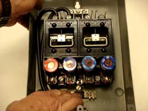 60 Amp Fuse Box - YouTube