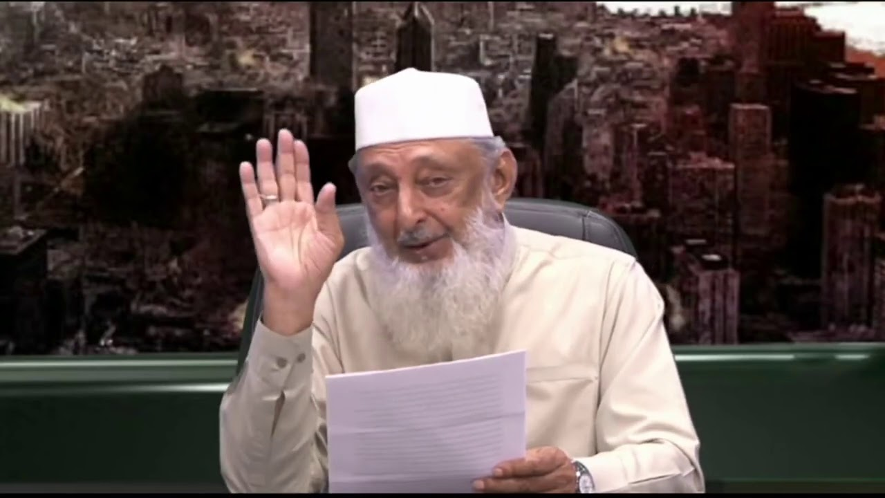 THE QUR'AN GEO-POLITICS AND THE END OF HISTORY PT 2