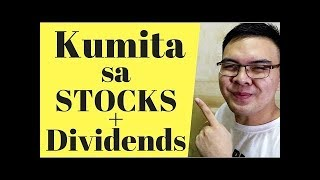 How to earn in Stock Market Philippines - Trading, Dividends, Investment for beginners 2018