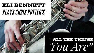 Eli Bennett Plays Chris Potter