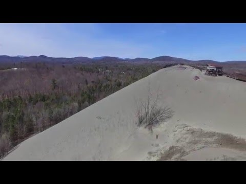Tailings Pile - Mineville, NY