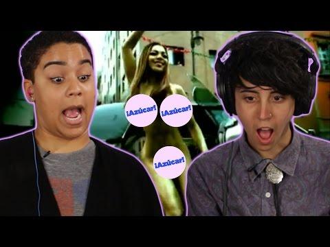 People Watch Latin Music Videos