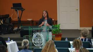 Recovery 30th Year Anniversary Event-Ms. Christine Stone's Testimony