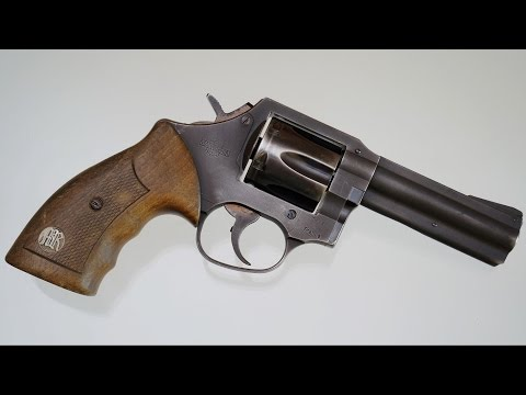 Manurhin MR73  A French Police Revolver in .357 Magnum