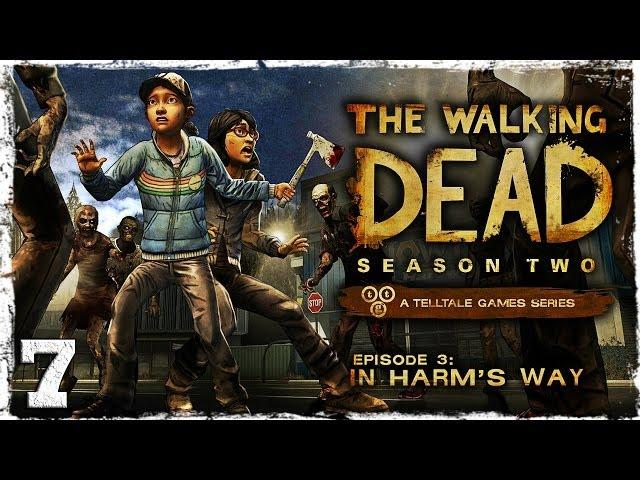 Смотреть прохождение игры Walking Dead: Season Two. # 7 -  В плену.