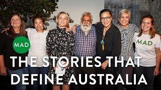 The Stories that Define Australia   Nicole Watson