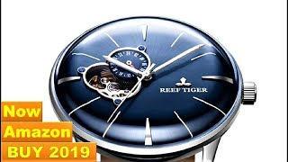 Top 7 Best Reef Tiger Watches For Men To Buy In 2019 Amazon