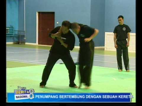 Silat Suffian Bela Diri in BERITA NATIONAL (Brunei) 25.03.2011