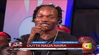 10 OVER 10  Naija Marley live on the 10