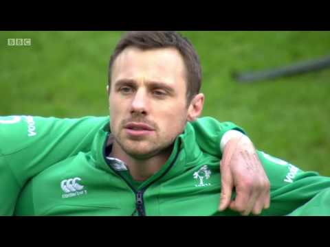 Anthems - Scotland vs Ireland [6N Rd1 2017]