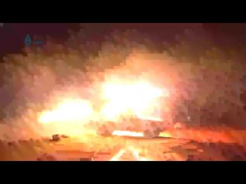 Idlib: Syrian opposition forces bombard regime positions in Kafraya and Fua towns 7-12-2016