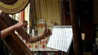 Naruto - Sadness &  Sorrow - on Harp