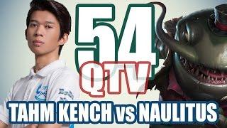 QTV - TAHMKENCH vs NAULITIUS đường trên #54
