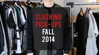 Random Clothing Pickups for Fall 2014! Thumbnail
