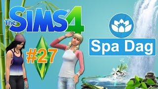 the sims 4 avsnitt 27 spa dag 2