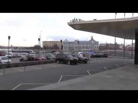 Saint-Petersburg Hotel.Saint-Petersburg Russia (parking hotel)