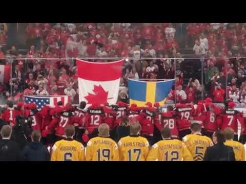 O Canada! 2018 World Juniors Gold Medal Champions!