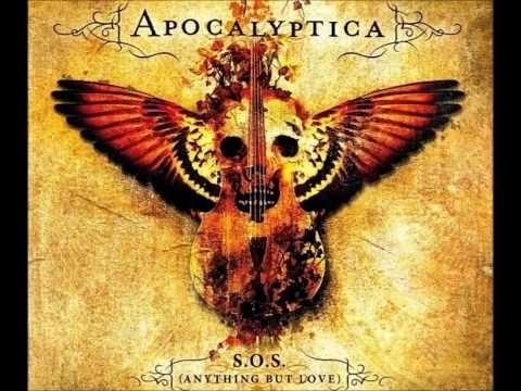 "Apocalyptica - ""S.O.S. (Anything But Love)"" MALE VOCALS"