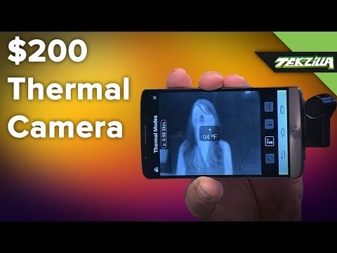 Is Seek's $200 Thermal Camera Any Good?