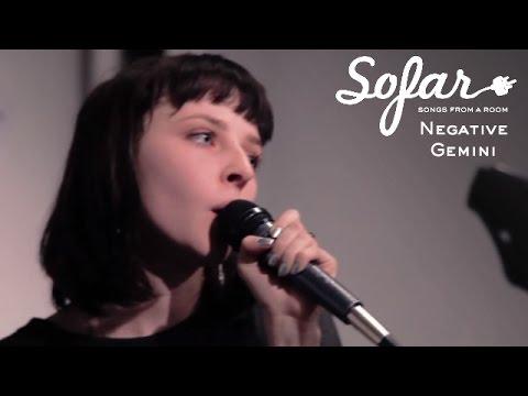 Negative Gemini - You Never Knew | Sofar New York