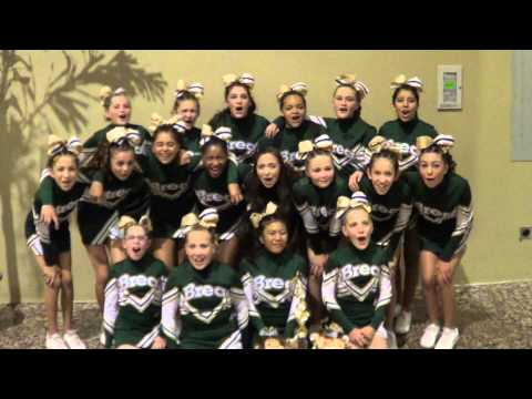 Brea Junior Midget Cheer Regional Champions