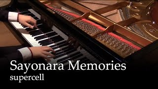 Gambar cover Sayonara Memories - Supercell [Piano]