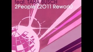 Jean Jacques Smoothie Feat Tara Busch 2People 2011 Rework DCUP Remix Full Length