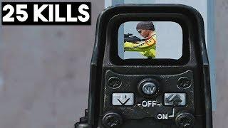PUSHING EVERYONE I SEE!!! | 25 KILL SOLO vs SQUADS | PUBG Mobile 🐼 thumbnail