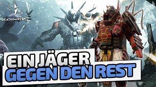 Ein Jäger gegen den Rest - ♠ Deathgarden #001 ♠ - Deutsch German - Dhalucard
