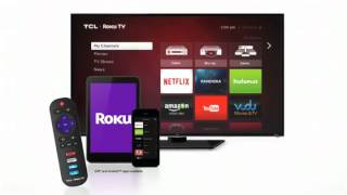TCL 40FS4610R 40-Inch 1080p Smart LED TV (Roku TV)
