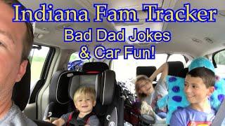 Bad Dad Jokes & Car Fun!