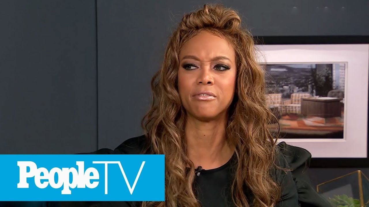 Tyra Banks On Reuniting With 'The Fresh Prince Of Bel-Air' Star, Will Smith | PeopleTV