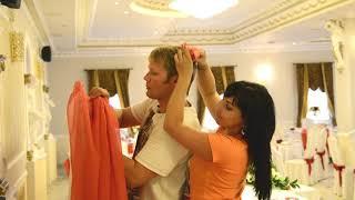 Как украсить свадьбу тканью и цветами | Закулисье свадебных декораторов