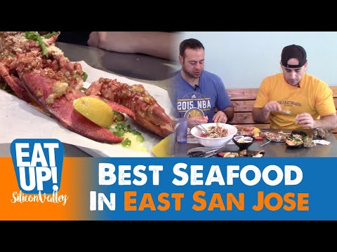 Best Seafood In East San Jose And Sunnyvale - Big T's Seafood Market Bar
