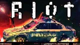 RIOT - Civil Unrest | Provato in Anteprima [SUB ENG/FRE/ESP]