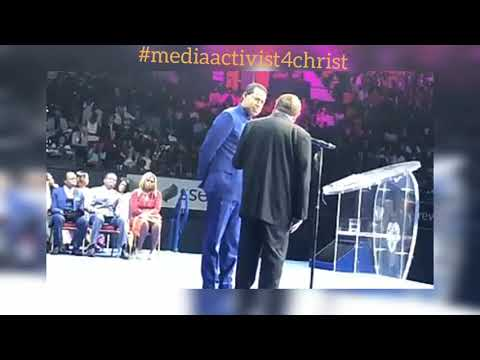 Dr Morris Cerullo prophesy of pastor Chris's relevance to the body of Christ #pastorChris #drmo