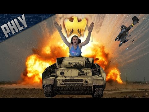 War Thunder TANKS! Best Low Tier Premium! PZIII N Tank Gamep