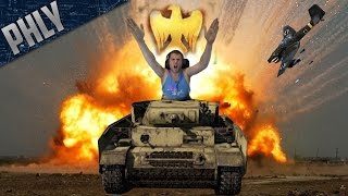 War Thunder TANKS! Best Low Tier Premium! PZIII N Tank Gameplay