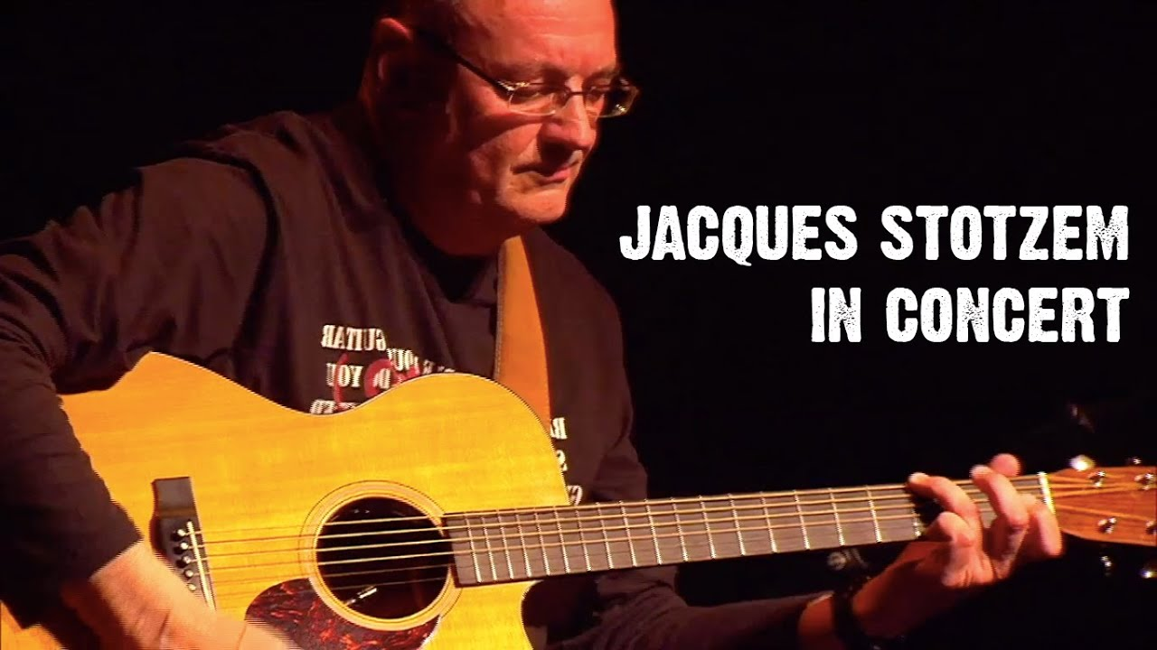 "Trailer ""Jacques Stotzem in concert"""