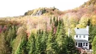 Chalet à louer dans les Laurentides - Morin Heights - Bord du lac