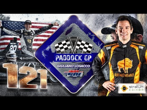Paddock GP #121 com Giuliano Losacco