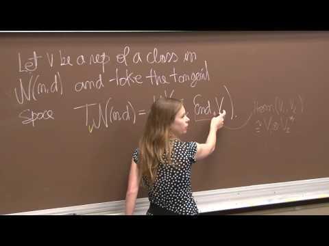 Laura Schaposnik An introduction to Higgs bundles Part 1