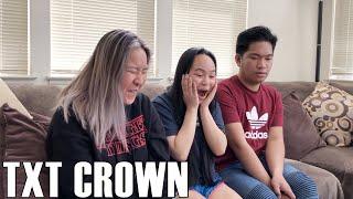 TXT (투모로우바이투게더)- Crown (Reaction Video)